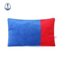 FIFA World Cup 2018 Mascot Pattern Soft Embroidery Pillowcase