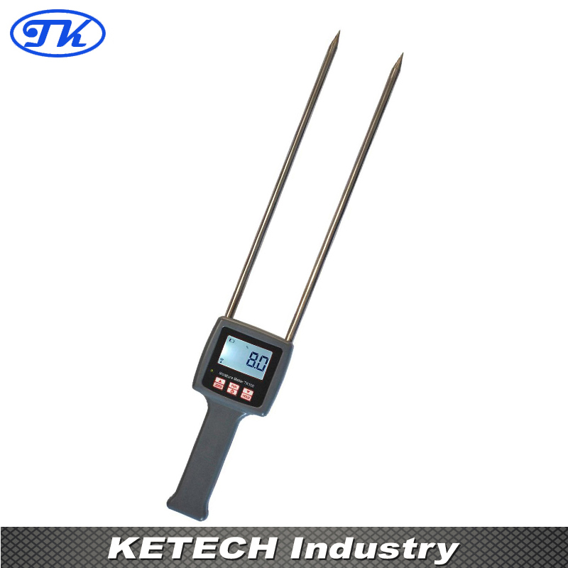 TK100 Portable Digital Multifunctional Moisture Meter Tester цена