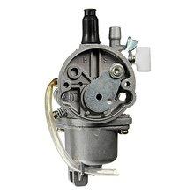 2 ход Двигатели для автомобиля мини Карбюраторы для мотоциклов carb для Quad ATV Мотоцикл Байк 43cc 49cc карман