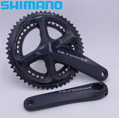 SHIMANO ULTEGRA FC R8000 Crankset R8000 HOLLOWTECH II CRANKSET 2x11 Speed 50 34T 52 36T 53 39T 165MM 170MM 172.5MM 175MM