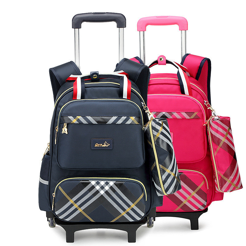 Children School Bags Kids boys girls Trolley Schoolbag Rolling Luggage Book Bags Wheeled Backpack 2pcs/setChildren School Bags Kids boys girls Trolley Schoolbag Rolling Luggage Book Bags Wheeled Backpack 2pcs/set
