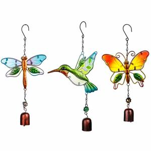 Wind Chime Hanging Bird Butter