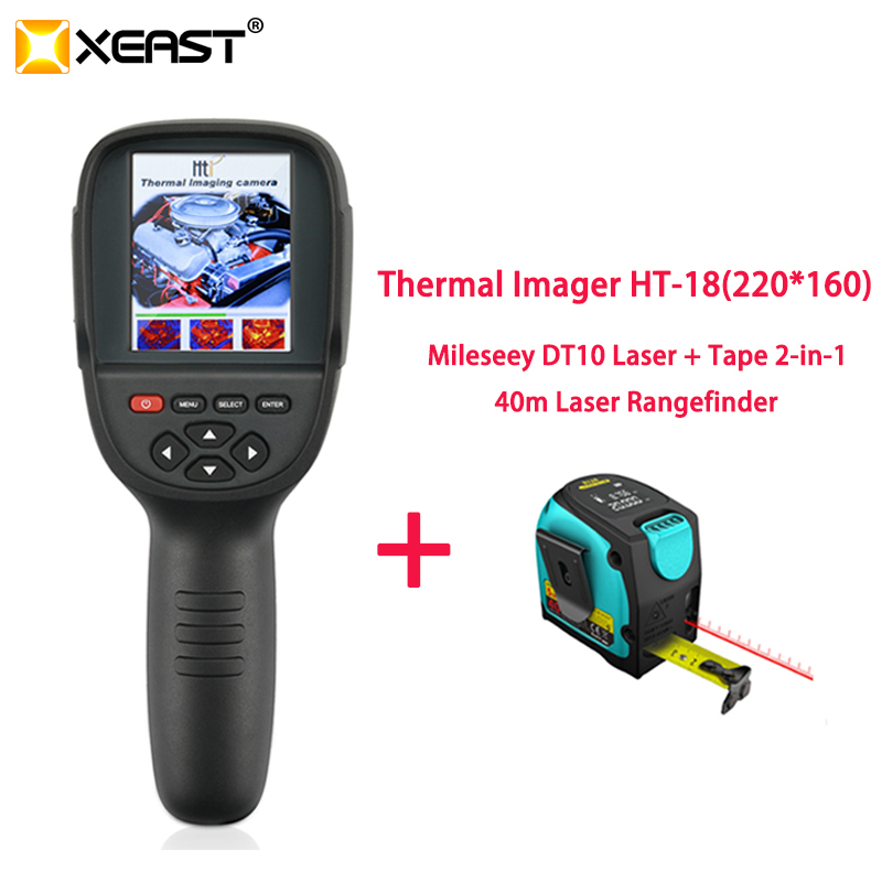 2019 Hot Sales Item Infrared Thermal Camera HT 18 Portable IR Thermal Imager with high resolution
