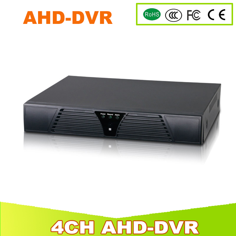 AHD CVBS NVR DVR 4Ch 1080N Security CCTV DVR NVR XVR Hybrid Video Recorder 1080P Onvif Eventually support 4TB hard drive security 4ch ahd m dvr 8ch realtime 1080p nvr video recorder multi mode