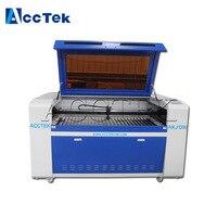 Precio de fábrica al por mayor AccTek AKJ1390 máquina de grabado láser barata precio