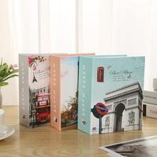 6 дюймов, 100 страниц, фото, альбом, карта, книга, чехол, бумага для скрапбукинга, для детей, на день рождения, для студентов, подарки на свадьбу, книга памяти, фотоальбом