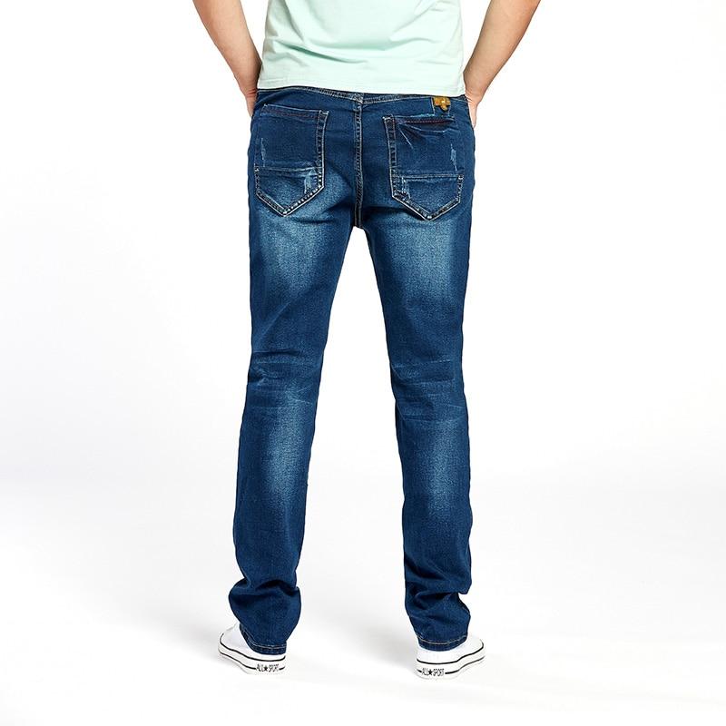 Drizzte Mens Jeans New Fashion Designer Plus Storlek 33 34 35 36 38 - Herrkläder - Foto 5
