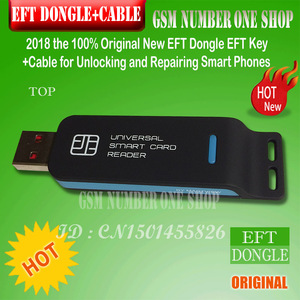 Image 3 - 2020 original new EFT DONGLE AND 2 IN 1 CABLE SET / eft dongle EFT Key + 2 in 1 cable  for Unlocking and Repairing Smart Phones