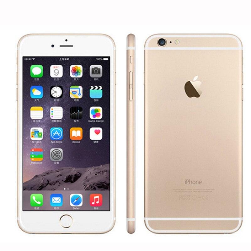 "Image 3 - Unlocked Apple iPhone 6 plus Dual Core 16GB/64GB/128GB ROM 5.5"" IOS 8MP Camera 4K video LTE fingerprint Single SIM smart phone-in Cellphones from Cellphones & Telecommunications"