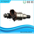 High performance auto fuel injector nozzle for Toyota 23250-65010