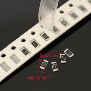 Image 5 - ใหม่ 3400 pcs Resistors ชุด 170Valuesx20Pcs 1206 SMD Resistor Assorted Kit (0R ~ 10MR) 1/4 W RoHS 2x1 มม. ใหม่ไฟฟ้าหน่วย