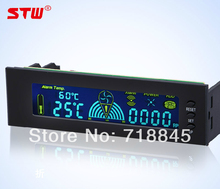 STW5006 computer case fan speed controller automatic temperature controller drive bit CPU fan speed controller with package
