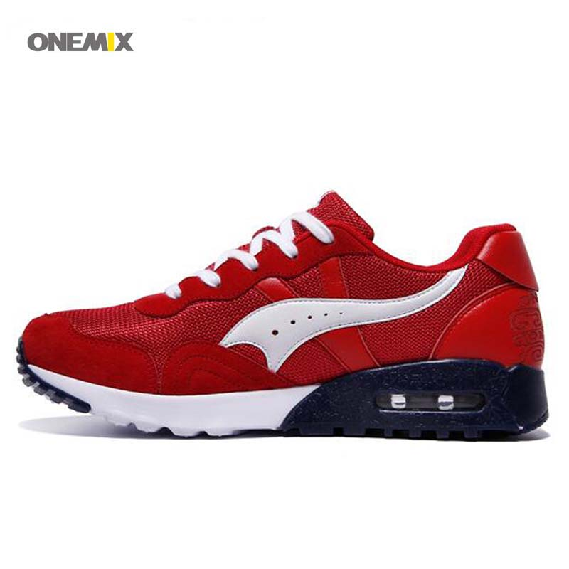 ONEMIX Free 1085 Mesh 90 Retro wholesale athletic Men's Women's  Sneaker Training Sport Air Running shoes 2017brand sport mesh men running shoes athletic sneakers air breath increased within zapatillas deportivas trainers couple shoes