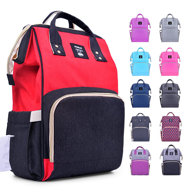 Backpack Maternity Baby Diaper Bag Large Capacity Waterproof Bag For Wheelchairs Baby Changing Bag Multifunction Care OrganizerBackpack Maternity Baby Diaper Bag Large Capacity Waterproof Bag For Wheelchairs Baby Changing Bag Multifunction Care Organizer