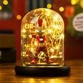 Hero Spinne Tisch Lampe Marvel Super Iron Man Hulk Deadpool LED Schreibtisch Lampe Nacht Licht Multicolor Weihnachten Decor Kinder Geschenk spielzeug|LED-Nachtlichter|   -
