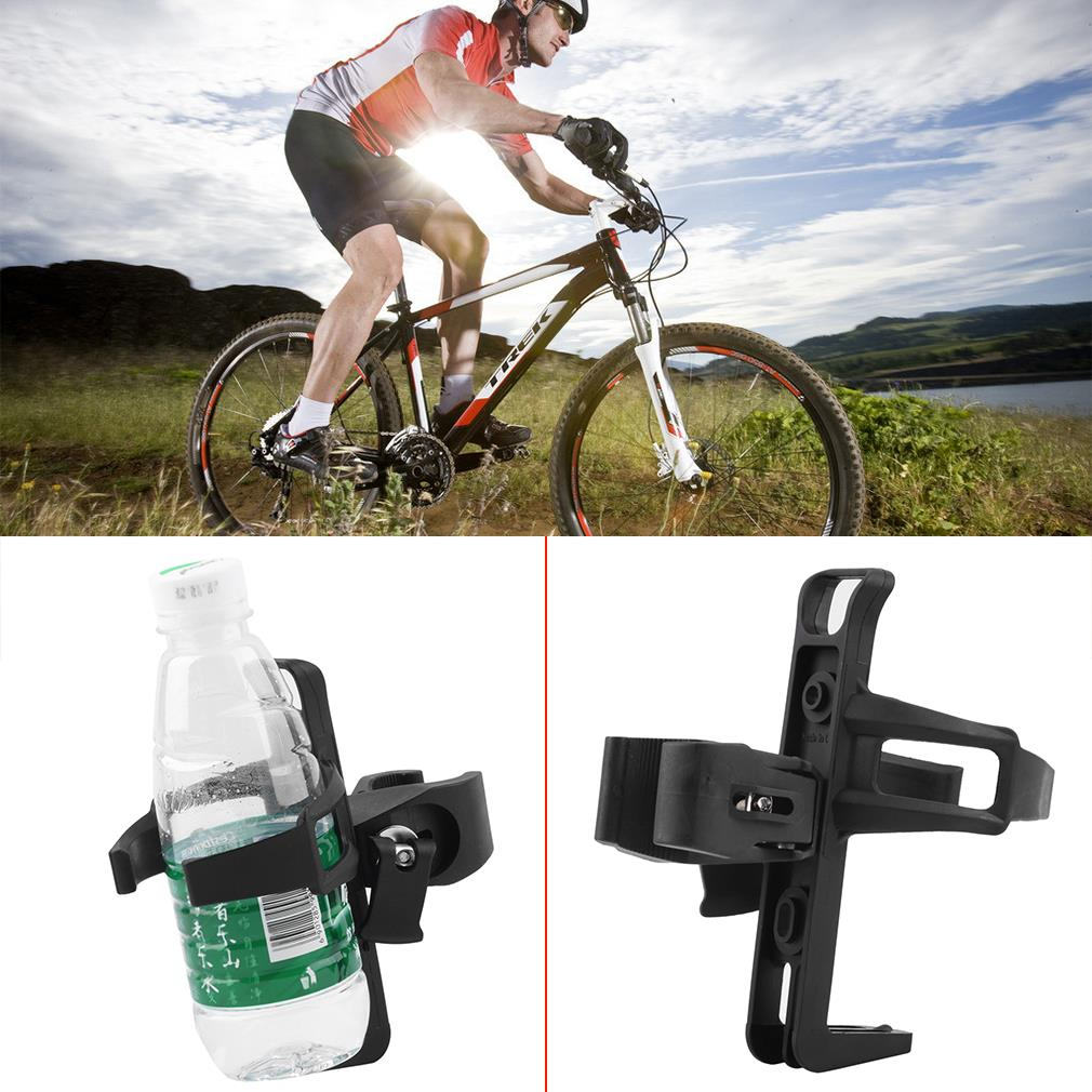MTB Bicycle Water Bottle Holder Polycarbonate Mountain Bike Bottle Can Cage Bracket Cycling Drink Water Cup Rack Accessories 15