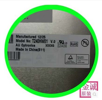100% original new T240hw01 v0 high contrast HD full viewing angle LCD m240hvn02.1/02.0