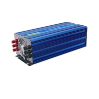 Off Grid 5000w Peak Power Inverter 2500W Pure Sine Wave Inverter 12V DC TO 220V 50HZ