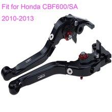 цена на KODASKIN Folding Extendable Brake Clutch Levers for Honda CBF600 CBF600SA 2010-2013