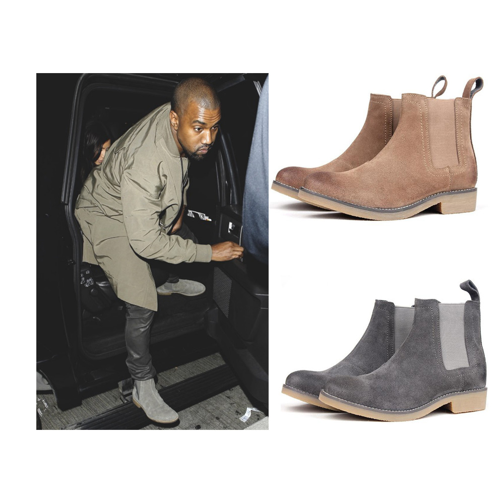 Online Get Cheap Kanye Chelsea Boots -Aliexpress.com | Alibaba Group