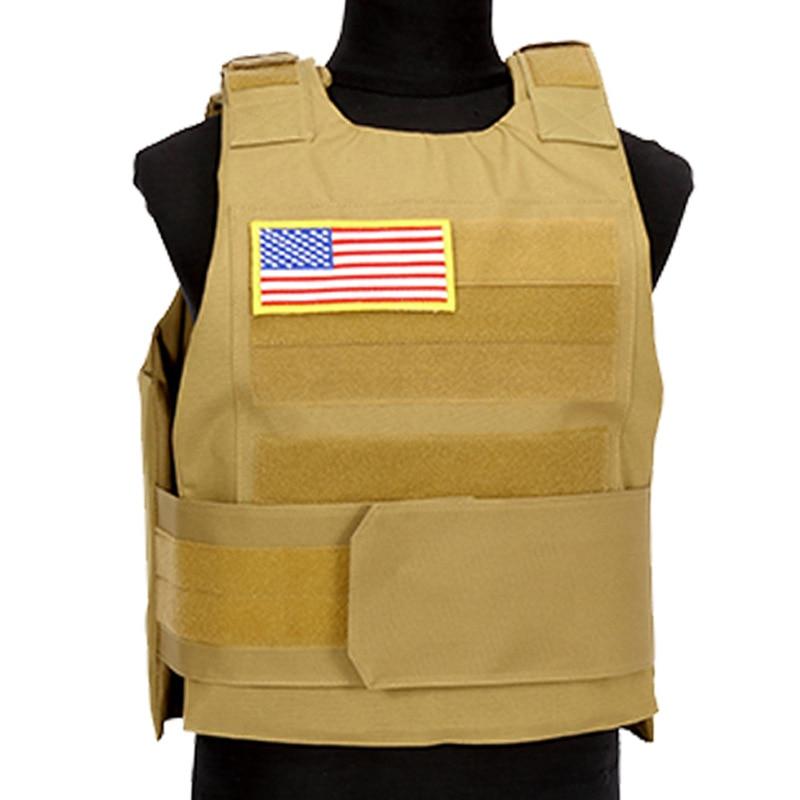 SWAT Tactical Vest ONS Militaire Kleding Navy Seals Soldaat Vest CS Airsoft Beveiliging Werken Beschermen Kleding Kan Stalen Plaat-in Vesten en gilets van Mannenkleding op AliExpress - 11.11_Dubbel 11Vrijgezellendag 1