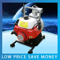 IE40 6 Portable Mini Gasoline Water Pump For Garden Tools