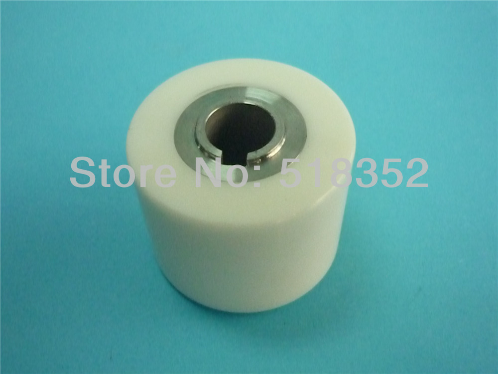 A290-8110-Z383 F404 Fanuc Feed Roller Ceramic 40x12xT32mm for WEDM-LS Wire Cutting Wear PartsA290-8110-Z383 F404 Fanuc Feed Roller Ceramic 40x12xT32mm for WEDM-LS Wire Cutting Wear Parts