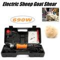 Doersupp AU Plug 850 Вт 220 В электрическая для стрижки овец поставки машин клипер Овцы козы Альпака ножницы регулировки толкатель
