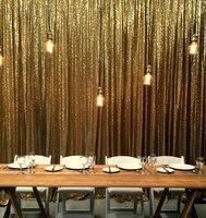 Gold Sequin Backdrop 10x20,Photograph Backdrops,Wedding Photo Booth backdrops,Sequin curtains,Drape,Sequin panels Party Decor