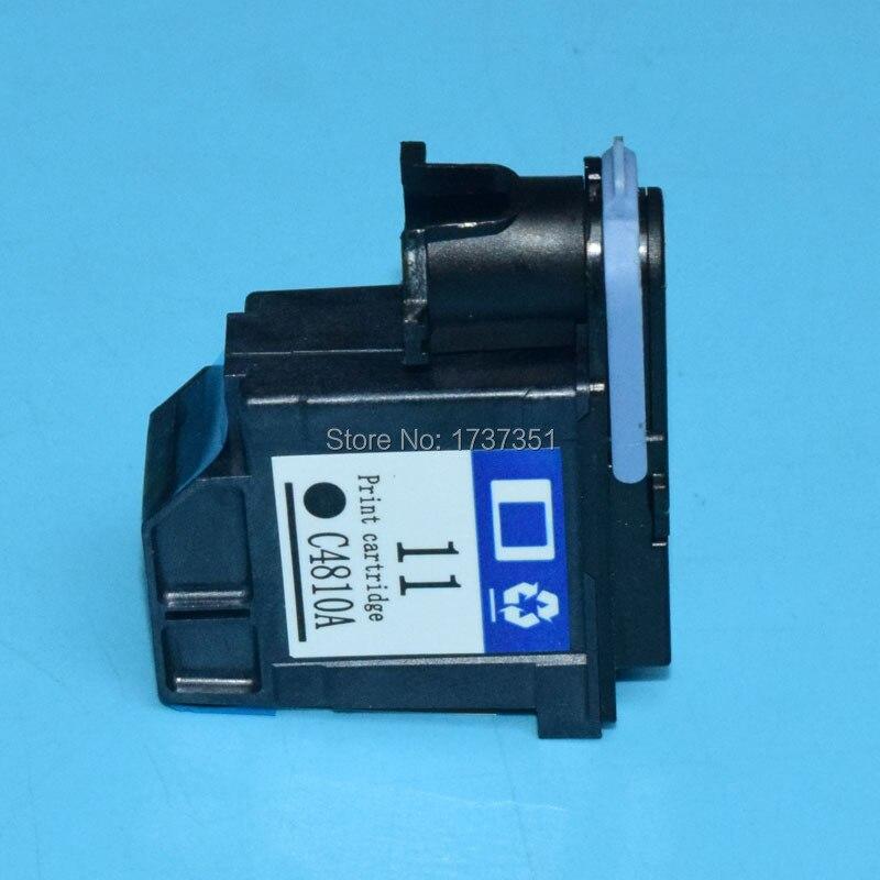 1 piece hp11 BK color printhead C4810A for hp 11 print head for hp Designjet 100 110 111 500 510 800 813 850 printer