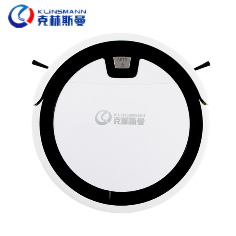 KLiNSMANN Wireless Smart Robot Vacuum Cleaner Sweeping Cleaner Household Automatic Cleaning Robot Sweeper APP Remote Control недорого