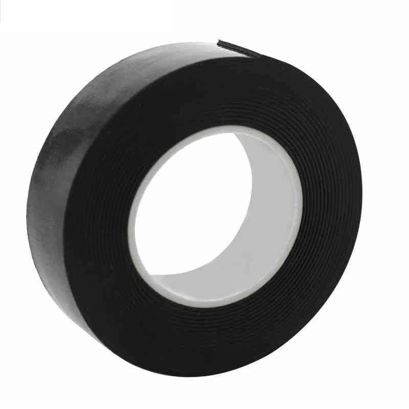 J-20 1 Pcs Self-bonding Rubber Tape PVC Waterproof Tape Rubber Insulated Adhesive Tape
