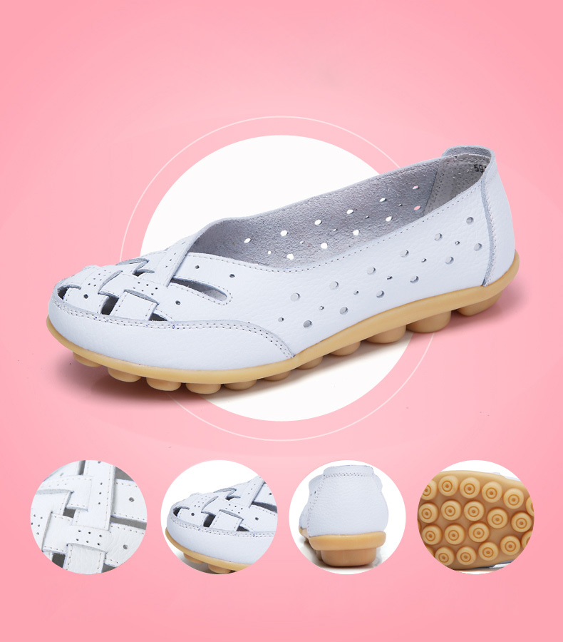 AH1165 (2) Women's Loafers Shoes