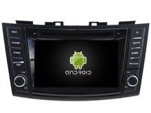 Android 6.0 DEL COCHE DVD GPS Para SUZUKI SWIFT 2011-2015 soporte DVR WIFI DSP OBD DAB Octa 8 Core 2 GB RAM 32 GB ROM
