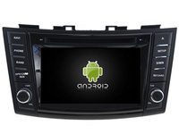 Android CAR DVD GPS For SUZUKI SWIFT 2011 2015 Support DVR WIFI DSP DAB OBD Octa