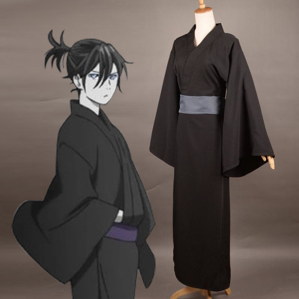 Anime-Noragami-Cosplay-Yato-God-of-Depra