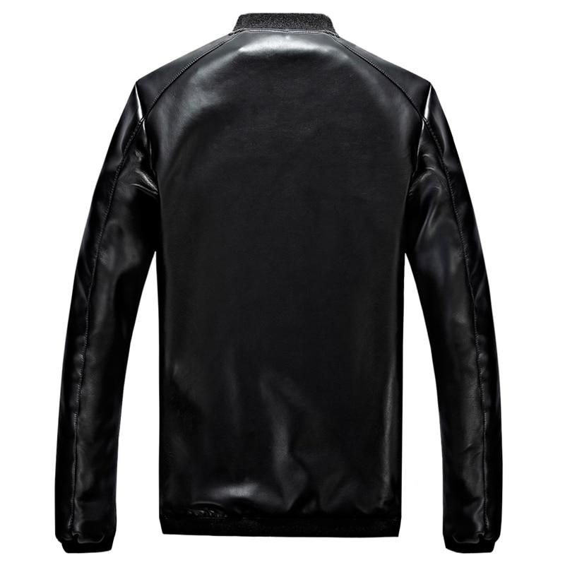 տաք վաճառք նոր տղամարդկանց կաշվե - Տղամարդկանց հագուստ - Լուսանկար 2