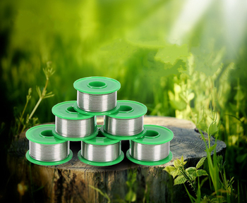 50g 0 6 0 8 1 0 1 2 1 5mm bezołowiowe rosin core flux 2 low topienie drut lutowniczy rolka lutownicza drut spawalniczy cyna tanie i dobre opinie welding electric equipments components RC hobby 271℃ Cyny FUSESOW001 0 06 Green solder wire Sn 99 Ag 0 3 Cu 0 7 2 rosin no flux is needed which can save you from messing up
