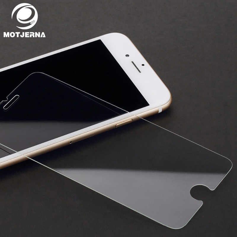 9H 2.5D Anti-scratch Tempered Glass Film For iPhone 6 6S 7 8 Plus SE 5 Toughened Glass Flim For iPhone X 7 8 5C 5S 4 4S