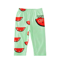 Baby Boy Shorts Watermelon Summer 2017 Kids Short Pants For Little Girl Fashion Boys Girls Pants Cute Children Clothes Outfits