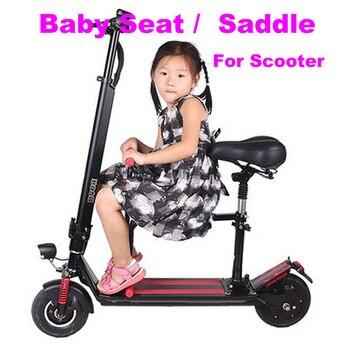 Zitstoel Voor Baby.Scooter Kinderen Seat Baby Zadel Elektrische Scooter Opvouwbare
