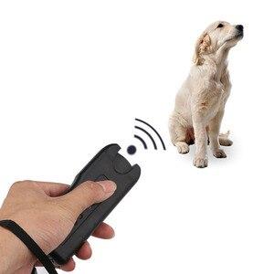 Self Defense Supplies Portable Ultrasonic Dog Chaser Stops Animal Attacks Personal Defense Dog Ultrasonic Drive Training guide
