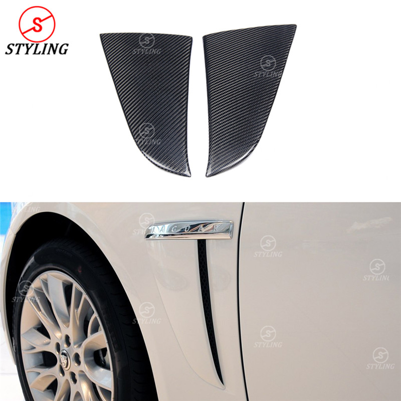 For Jaguar Xf Body Kit Front Bumper Exterior Part Xf Carbon Fiber Side Fender Light Trim Add On Style 2012 2013 2014 2015 Online Discount Back To Search Resultsautomobiles & Motorcycles Exterior Door Panels & Frames