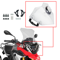 Clear Headlight Protective Covers For BMW G310 GS/R 2017 2018