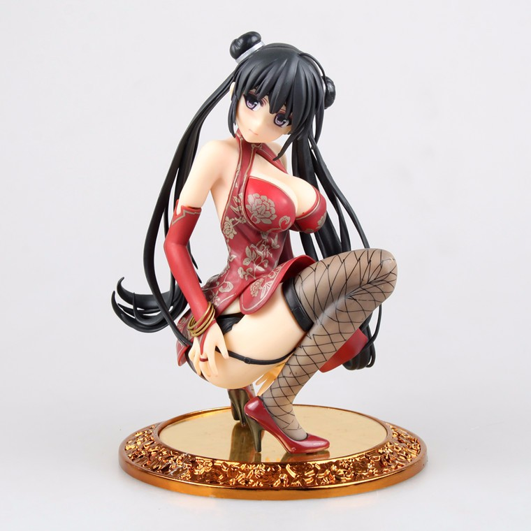 23CM Anime Figure Alphamax Skytube Comic Matsuri Fuyutsuki Togetsu 1/6 Scale Sexy PVC Action Figure Collectible Model Toys