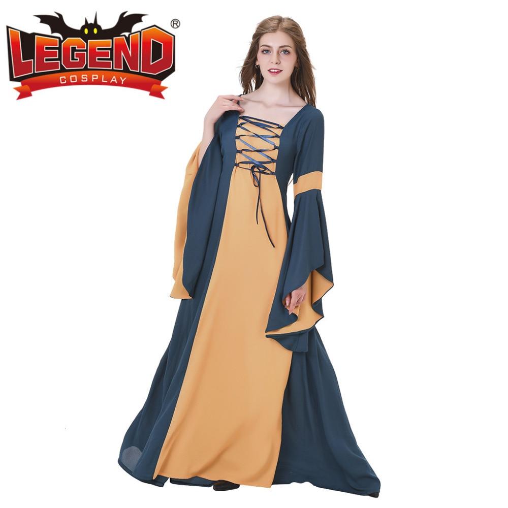Mittelalterlichen Kostüm Frauen Mittelalterlichen Renaissance ...