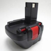 12V Li ion rechargeable battery 5.0Ah for Bosch cordless Electric drill screwdriver BAT139 BAT043 BAT045 BAT046 BAT049 BAT120