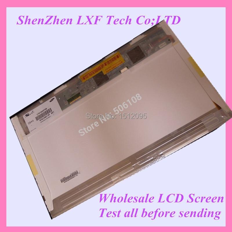 NEW 16 inch LED SCREEN LTN160AT06 HSD160PHW1 For N61VN Y560 A660 CQ61 N61V N61JQ 6531 6935G