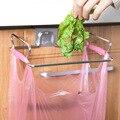 Кухонные мусорные мешки из нержавеющей стали  скобы  бытовые шкафы  стеллаж для хранения  кухонная стойка для мусора  кухонные аксессуары