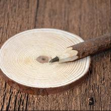 Wooden Ball Point Pen Vintage Handmade